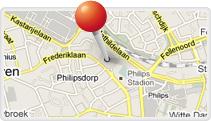 Hartje Eindhoven op de kaart